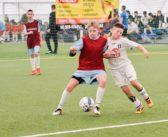 Młodzi zawodnicy rozegrali FutboLOVE spotkania