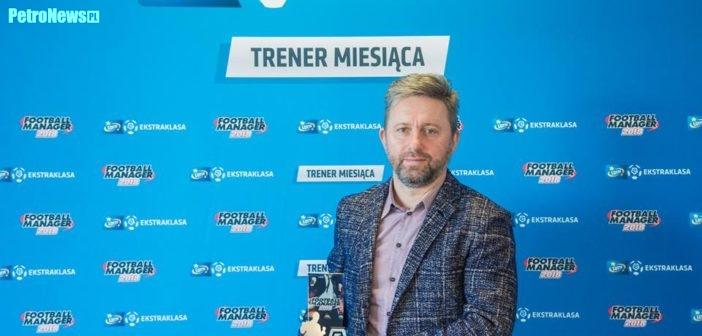 Jerzy Brzęczek wybrany trenerem grudnia