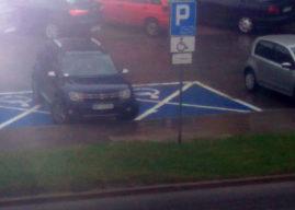 Mistrzów parkowania w Płocku ciąg dalszy