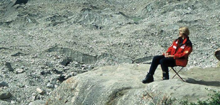 Relacjonowała wyprawy w Himalaje. Spotkanie z dziennikarką w NK Przedwiośnie