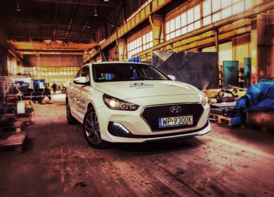 Hyundai i30 FastBack – w dobrym stylu!