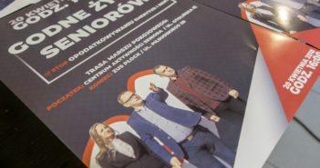 Seniorzy przemaszerują przez Płock za wyższymi emeryturami