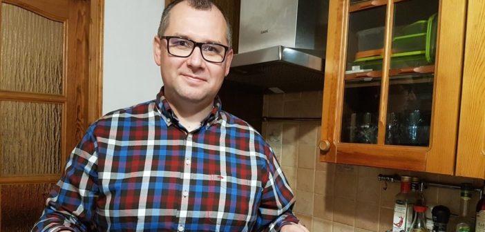 Paweł Kolczyński od kuchni: Od dzieciństwa lubiłem gotować