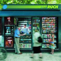 Ajent kiosku RUCH w Gąbinie