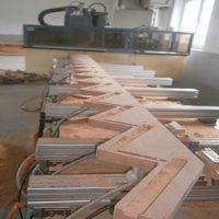 Usługi CNC Wycinanie Schodów