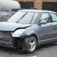 SUZUKI SWIFT 2007 ROK BENZYNA