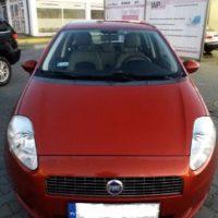 Sprzedam zadbany samochód Fiat Grande Punto