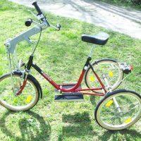 rower 3 kołowy,napę ręczny Haverich Dreirad 26/20