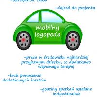 Mobilny logopeda- Płock i okolice