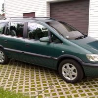 Opel Zafira - sprzedam